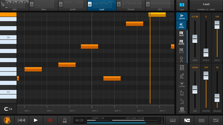 FL Studio Groove screen shot 1