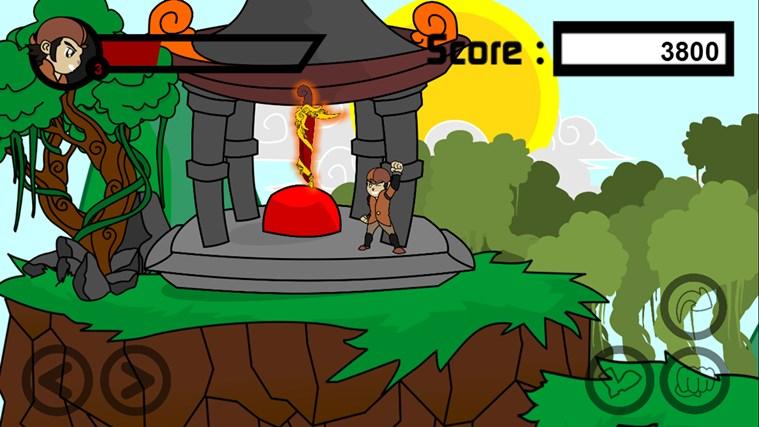 RackSpira Game screenshot 1