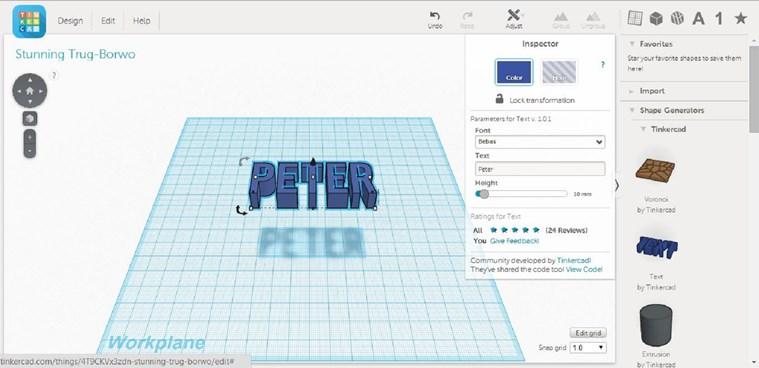 Autodesk Tinkercad Windows Store Store Top Apps App