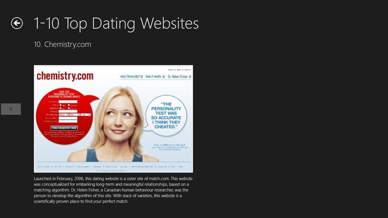 Best dating websites or apps