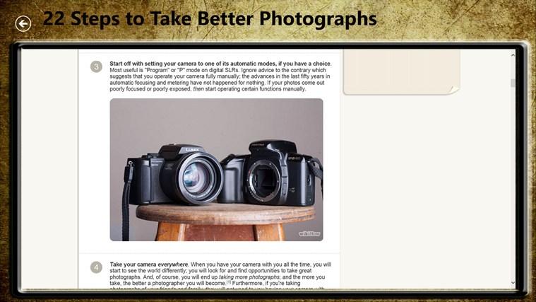 ProPhoto screen shot 3