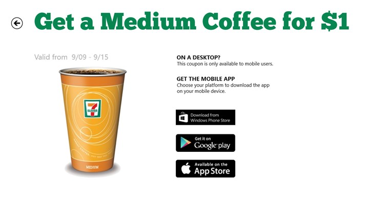 7-Eleven, Inc. screen shot 7