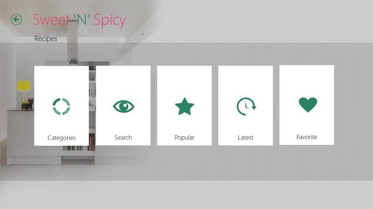 Sweet'N'Spicy schermafbeelding 7