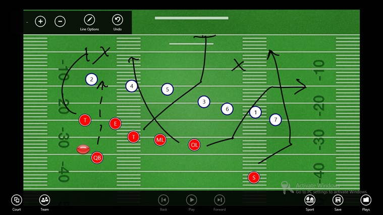 CoachPro screen shot 1