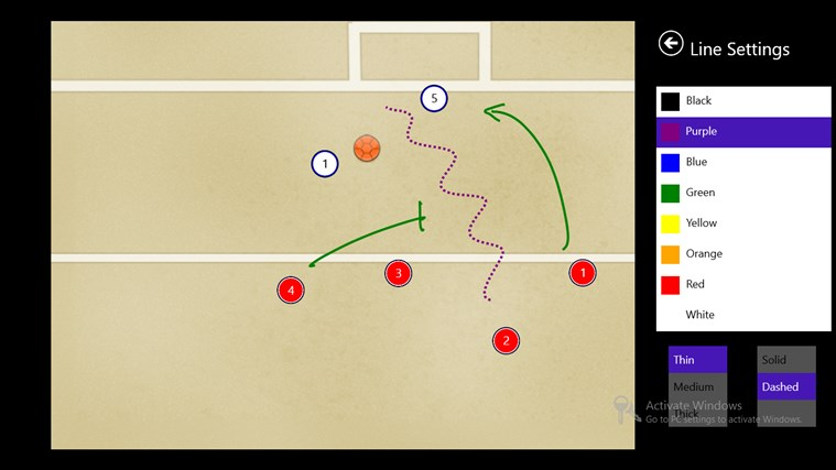 CoachPro screen shot 3