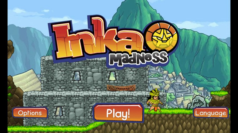 Inka Madness screen shot 1