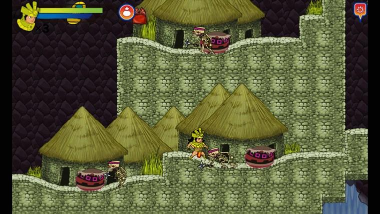 Inka Madness screen shot 3