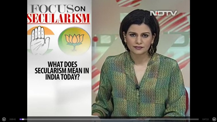 NDTV screen shot 7