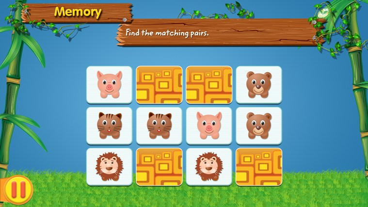 Junior Academy : Learning games for kids screen shot 1