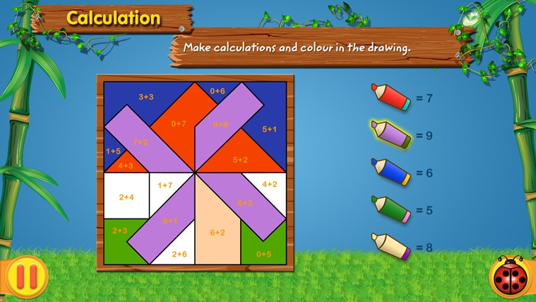 Junior Academy : Learning games for kids screen shot 5