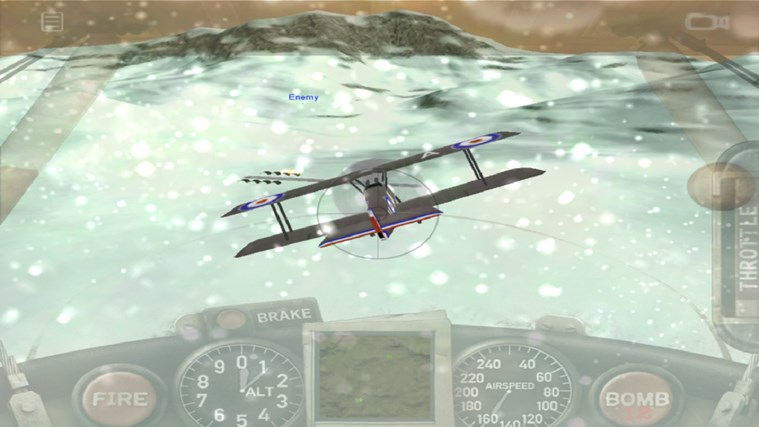 Dogfight screen shot 5