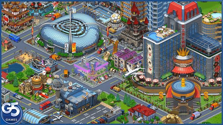 Virtual City Playground HD-skärmbild 1