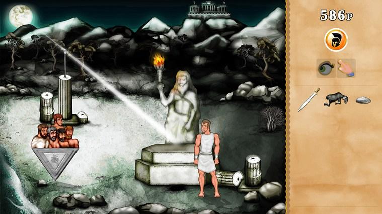 The Odyssey HD Lite screen shot 1