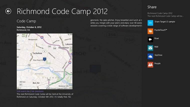 Community Megaphone screen shot 5