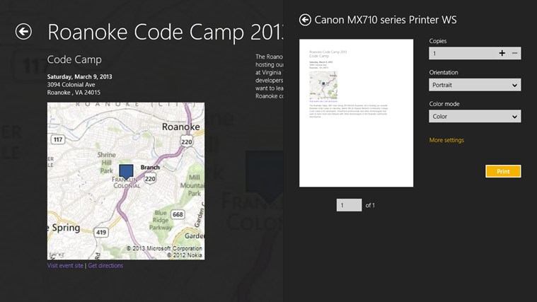 Community Megaphone screen shot 7