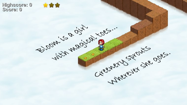 Skyling: Garden Defense screen shot 1