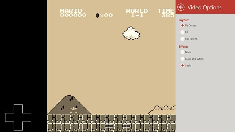 Nestalgia screen shot 3