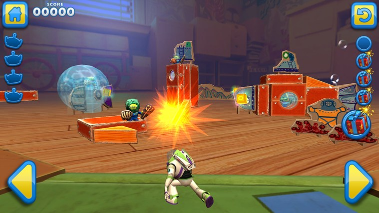 Toy Story Games Play Now : Disney s toy story smash it is now available for windows