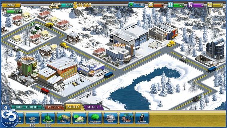 Virtual City 2: Paradise Resort HD-skärmbild 1