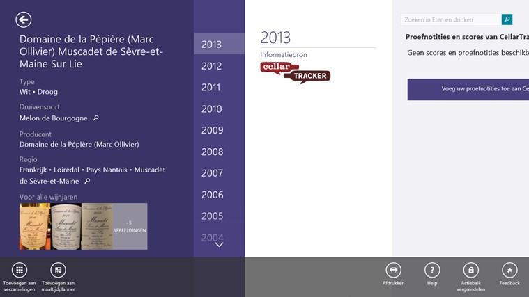 MSN eten en drinken schermafbeelding 5