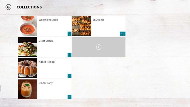 MSN Food & Drink screen shot 5