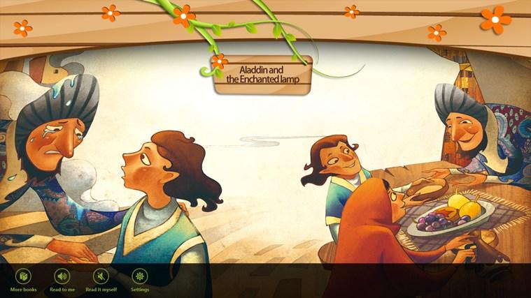 StoryLand capture d'écran 1
