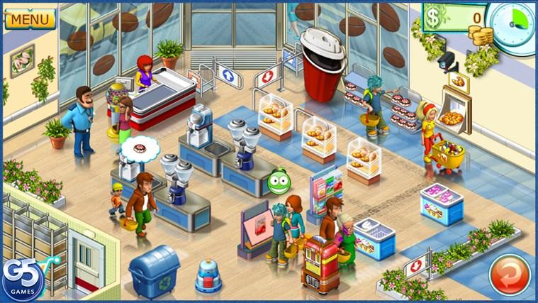Supermarket Mania® 2 HD (Full) screen shot 1