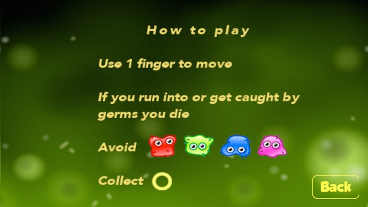 UmiZoomi Avoid the Germs HD screen shot 1