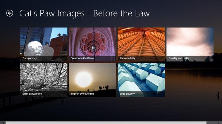 Plex schermafbeelding 7