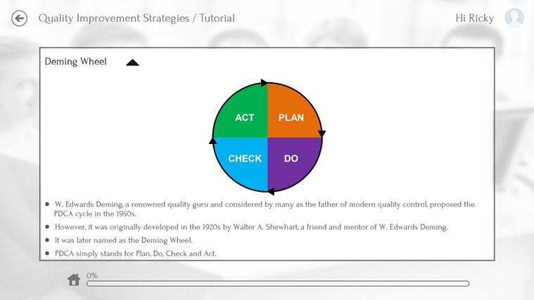Quality Management by WAGmob captura de pantalla 5