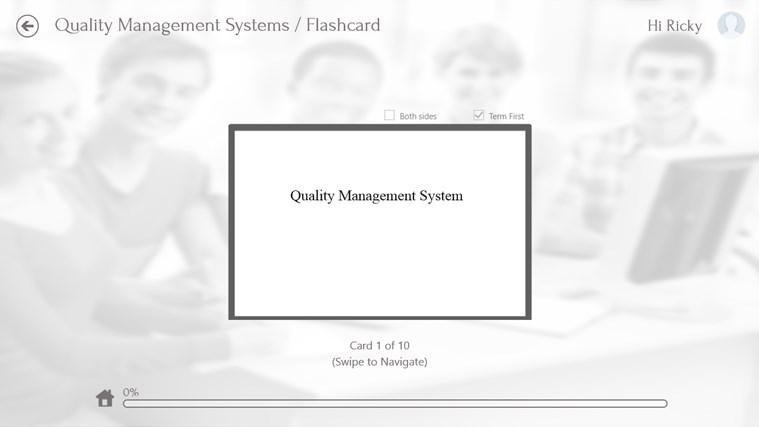 Quality Management by WAGmob captura de pantalla 7