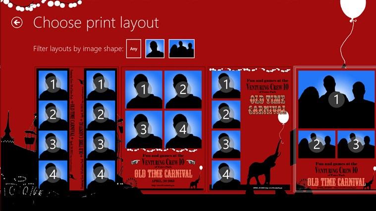 InstantPhotoBooth screen shot 7