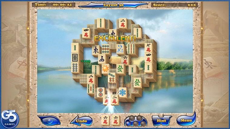 Mahjong Artifacts®-skärmbild 1