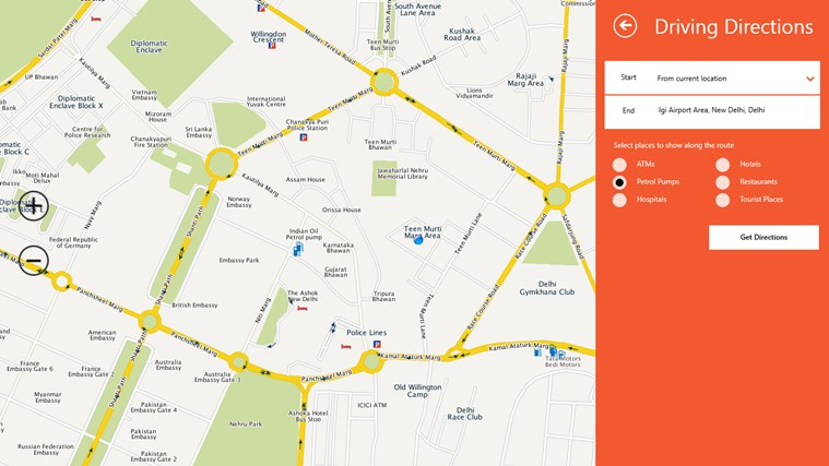 MapmyIndia screen shot 3