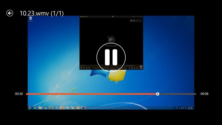 GOM Player スクリーン ショット 3