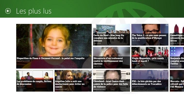 metronews : l'actualité en direct capture d'écran 5