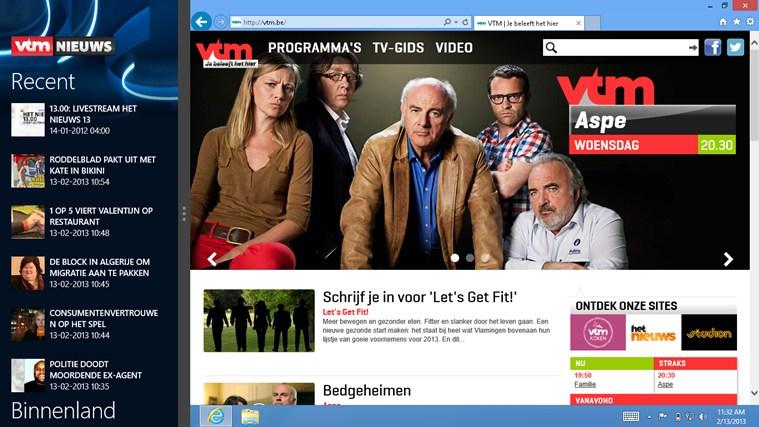VTMNieuws schermafbeelding 3