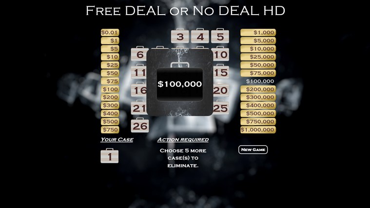 deal or no deal app store