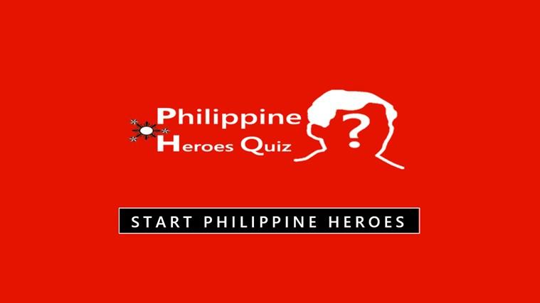 philippine heroes