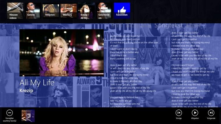YouVue schermafbeelding 5
