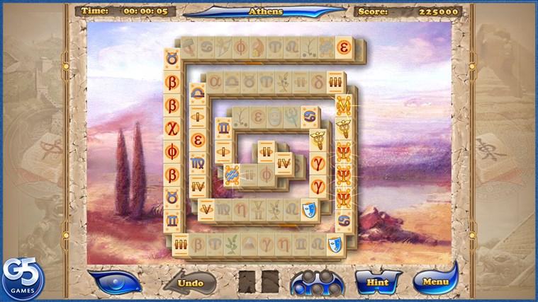 Mahjong Artifacts®-skärmbild 3