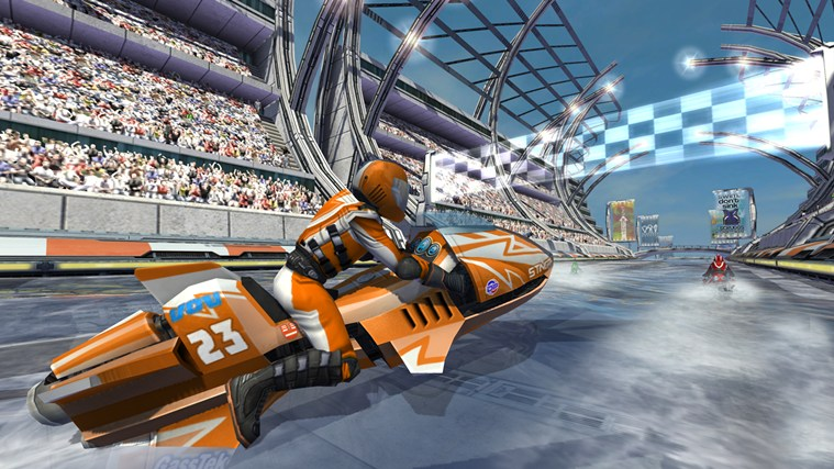 Riptide GP2 screen shot 1