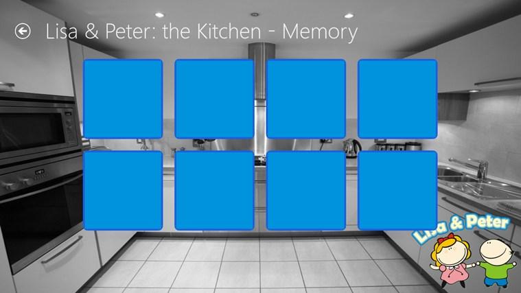 Lisa & Peter: de Keuken zrzut ekranu 3