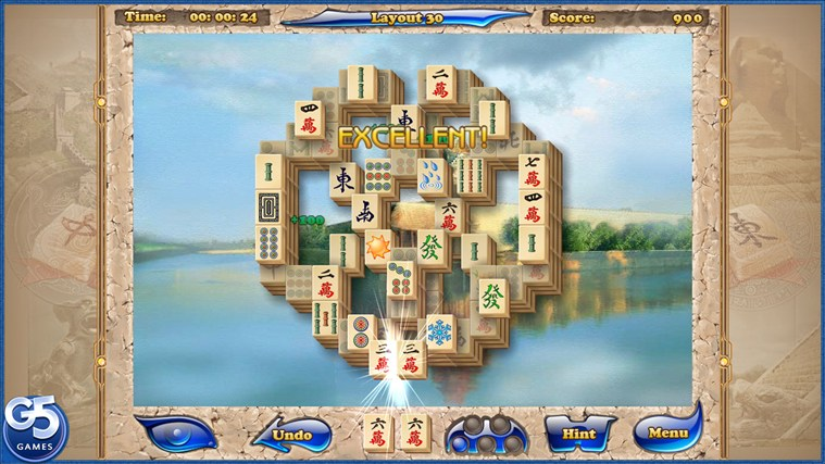 Mahjong Artifacts® (Full) screen shot 1