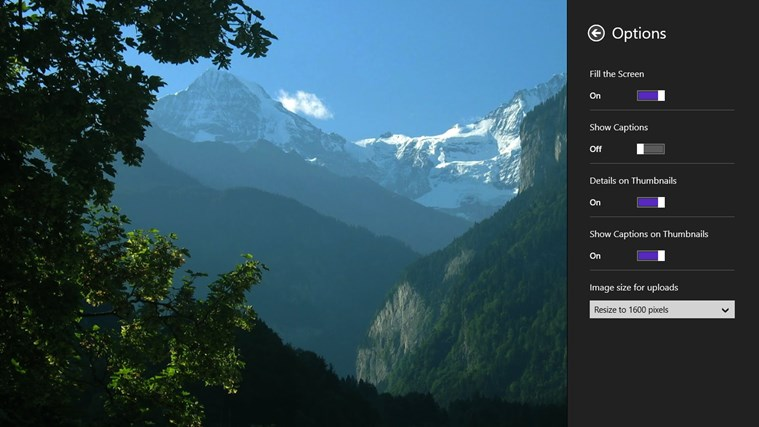 Picasa Viewer HD screen shot 5