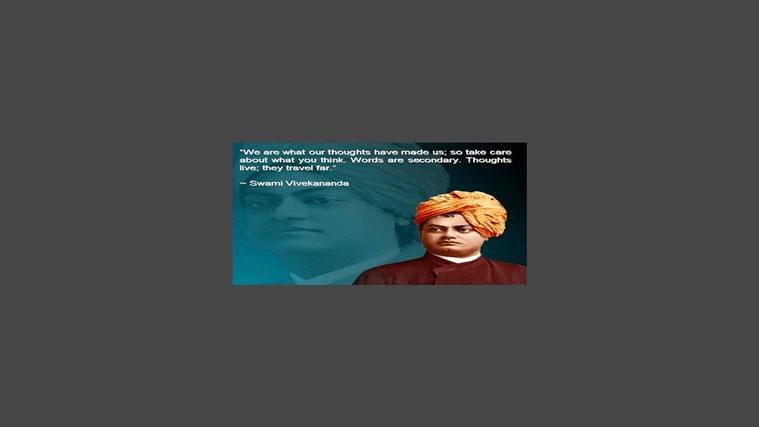 QUOTES OF SWAMI VIVEKANANDA screen shot 1