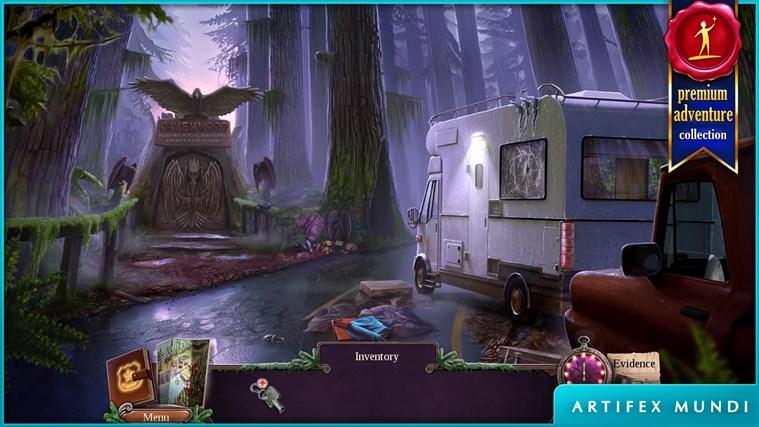 Enigmatis 2: The Mists of Ravenwood screen shot 1
