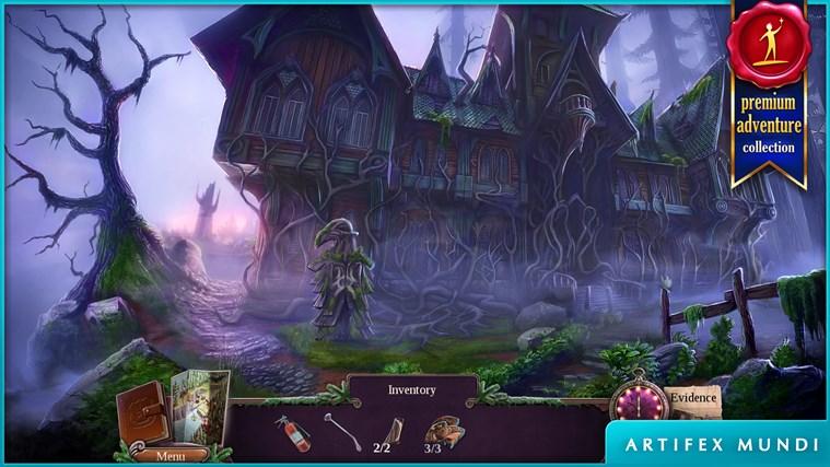 Enigmatis 2: The Mists of Ravenwood screen shot 7