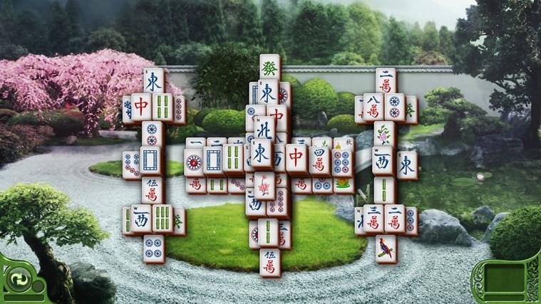 Microsoft Mahjong snímek obrazovky 3