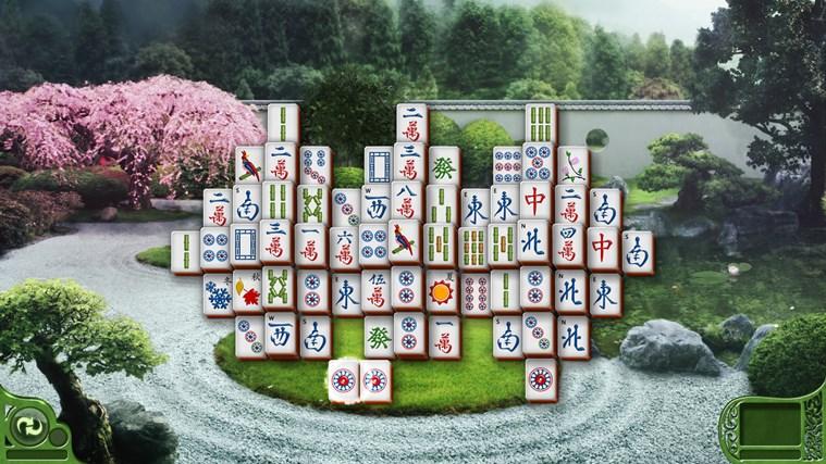 Microsoft Mahjong snímek obrazovky 7